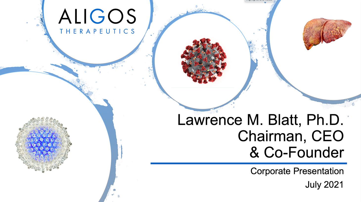 Aligos Corporate Presentation